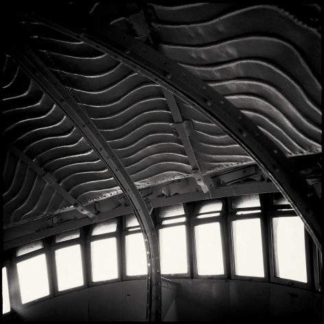 Inside Liberty's Crown, 1997 (Plate 33), Combined Edition of 15 Photographs: