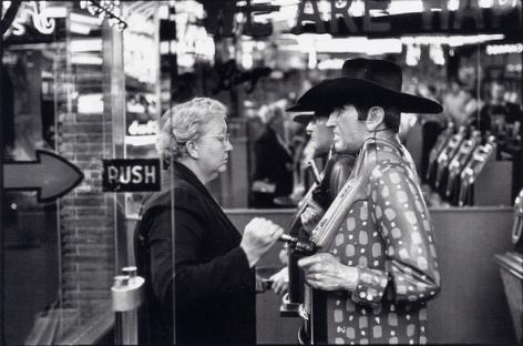 Las Vegas, 1954, 16 x 20 Silver Gelatin Photograph