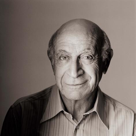 Lazlo Willinger, Portrait, Los Angeles, 1986, Archival Pigment Print