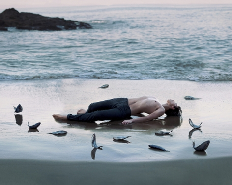 To Beg for a Tide, Laguna Beach, California, 2012