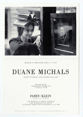 Duane Michals