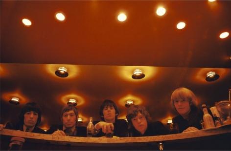 The Rolling Stones, Los Angeles, December 1965, C-Print