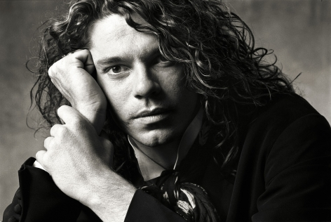 Michael Hutchence, Chicago, 1988, Combined Edition of 50 Photographs: