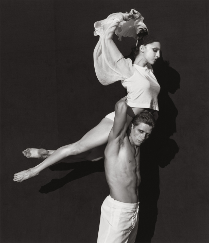 Corps et Âmes - 15, Los Angeles, 1999, 14 x 11 Inches, Silver Gelatin Photograph, Edition of 5