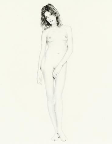 Natalia, Paris,2009, Archival Pigment Print