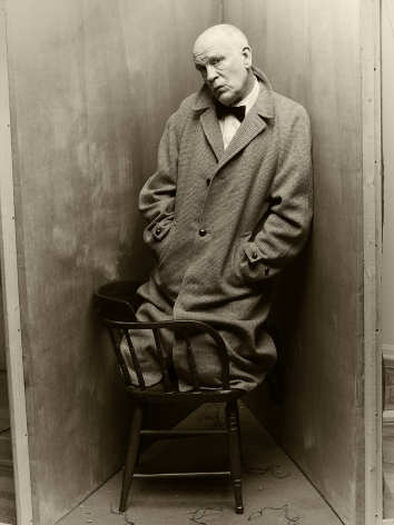 Irving Penn / Truman Capote, New York (1948), 2014