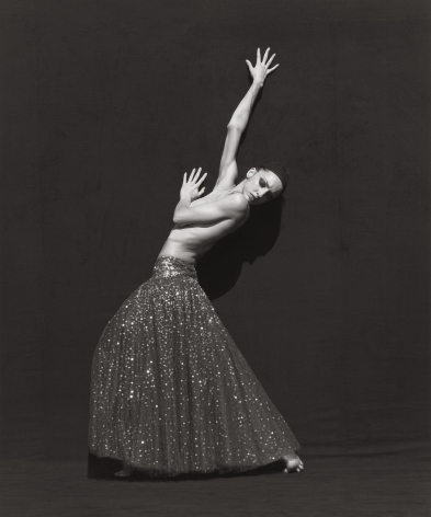 Corps et Âmes - 3, Los Angeles, 1999, 14 x 11 Inches, Silver Gelatin Photograph, Edition of 6