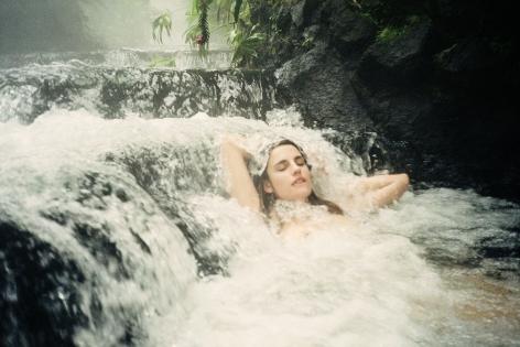 Ana in Costa Rica, 2012