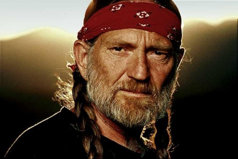 Willie Nelson, Las Vegas, 1979, Combined Edition of 50 Photographs: