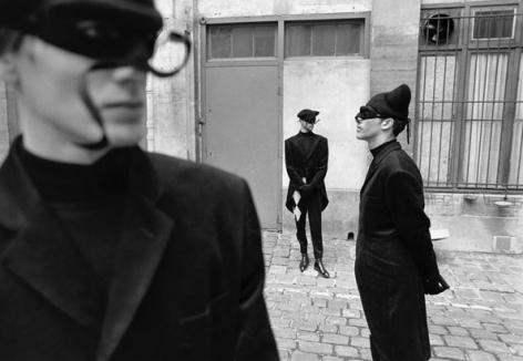 Masquerade Men, 1992