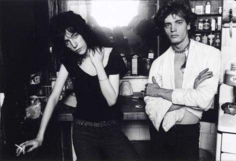 Robert & Patti, New York 1969, Combined Edition of 50 Photographs: