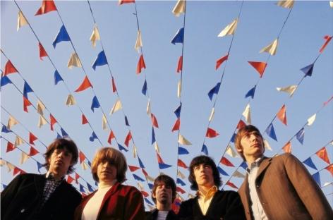 The Rolling Stones, USA, 1966, C-Print