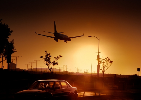 AIRPORT LOVERS Archival Pigment Print