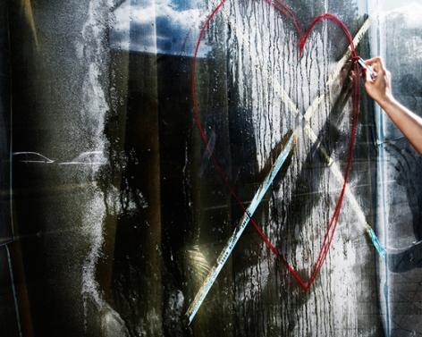 Dripping with Love, 2010, 20 x 24 Digital C-Print, Ed. 15