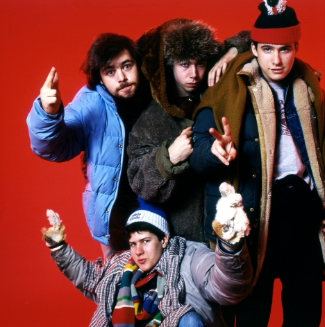 Beastie Boys & Rick Rubin, NYC, 1985, 20 x 16inches - Archival Pigment Print - Edition of 50