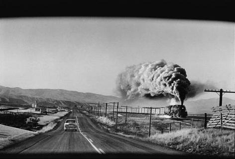 Wyoming, 1954, 16 x 20 Silver Gelatin Photograph