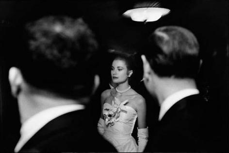 Grace Kelly, New York, 1955, 16 x 20 Silver Gelatin Photograph