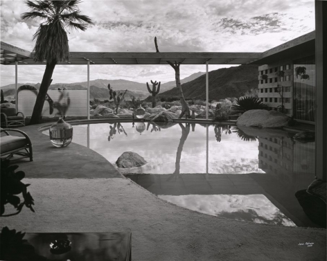 Loewy House, Albert Frey, Palm Springs, California 1947