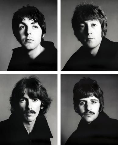 Richard Avedon Beatles, London, England, August 11, 1967