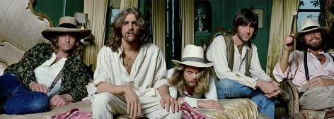 """The Eagles,""""Hotel California,""""Los Angeles, 1976, Combined Edition of 50 Photographs:"""