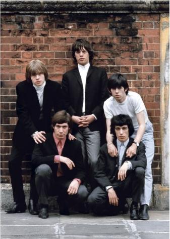The Rolling Stones, London, June 1964, C-Print