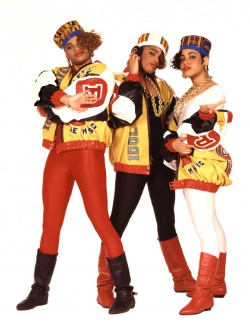 SALT 'N PEPA NYC 1987, 20 x 16inches - Archival Pigment Print - Edition of 50