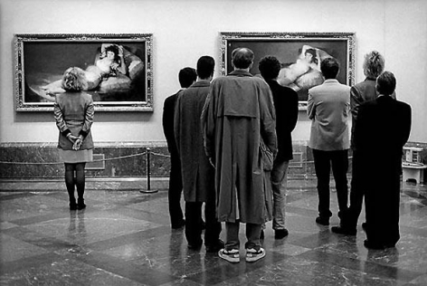 Madrid, 1995, 16 x 20 Silver Gelatin Photograph