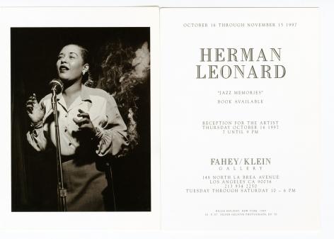Herman Leonard