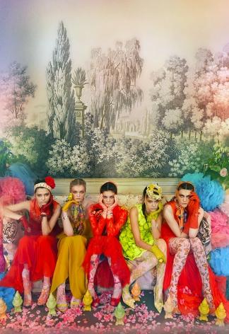 Untitled XI, Carolina Herrera, Gucci, Simone Rocha, J. Mendel, Town & Country, 2013
