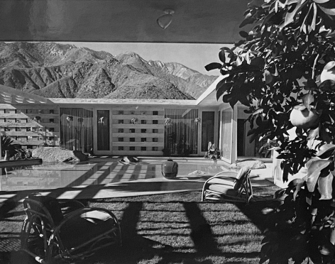 Loewy House, Albert Frey, Palm Springs, California (Variant),