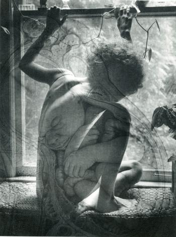 Jack Welpott Linda (Composite), 1975