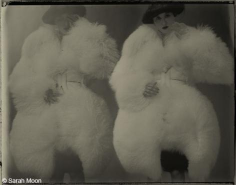 "Avril pour ""Alaïa"" 2, 2006, 15-3/4 x 19-1/2 Toned Silver Gelatin Photograph, Ed. 20"