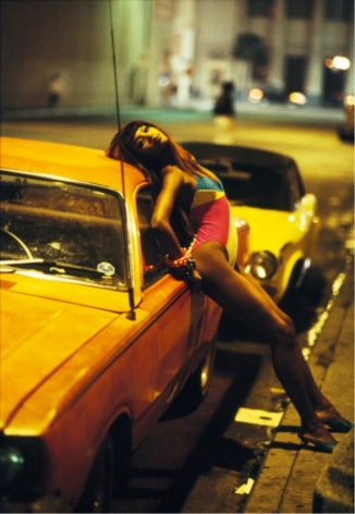 Midnight, Los Angeles, 1991, Archival Pigment Print