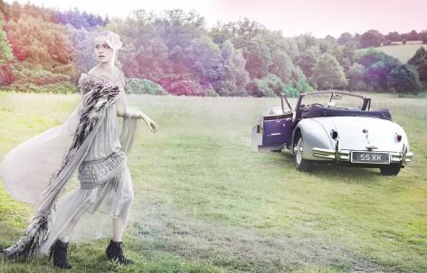 Untitled V, Chanel, Tatler, 2009