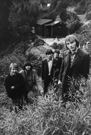 Buffalo Springfield (Later Print made in Artist's lifetime), 1967