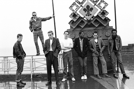 The Specials, Southend, London, 1980, 16 x 20 inches - Archival Pigment Print - Edition of 50