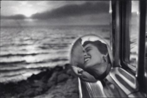 California (Kiss), 1955, 16 x 20 Silver Gelatin Photograph