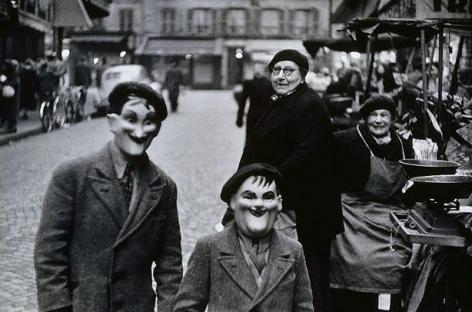 Elliott Erwitt Paris, France, 1949