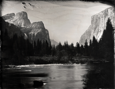 Valley View, Yosemite, 2012