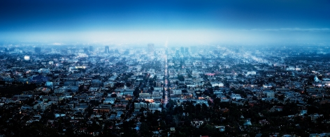 LOST IN LOS ANGELES, Archival Pigment Print