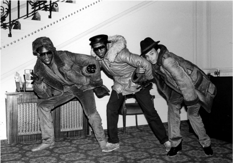 B-Boys, 1981, 16 x 20 inches - Archival Pigment Print - Edition of 50