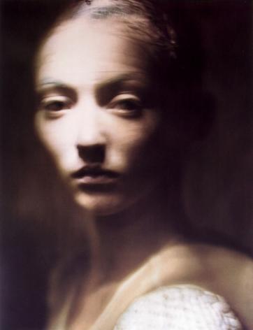 Audrey, Studio 9 rue Paul Fort, Paris,1996, Dye-Transfer Print