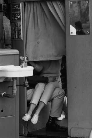 Kissing Booth, 1961-67