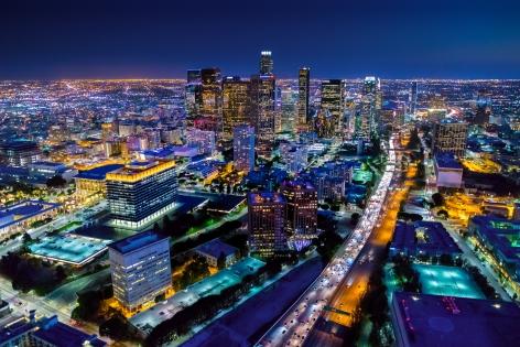 Los Angeles III, April 16, 2015