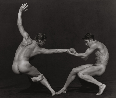 Corps et Âmes - 24, Los Angeles, 1999, 11 x 14 Inches, Silver Gelatin Photograph, Edition of 5