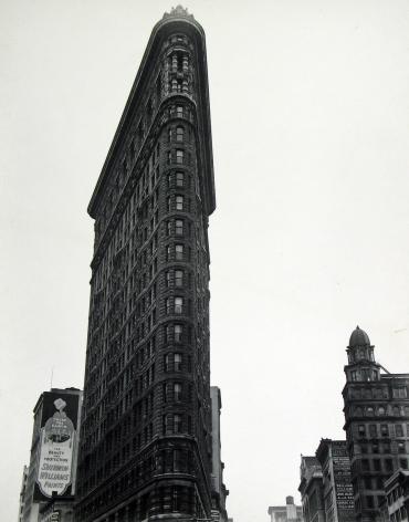 Flatiron Building, New York, 1938