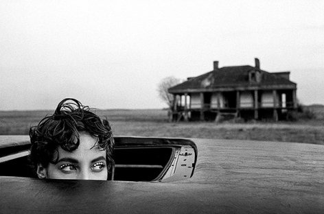 Christy Turlington, New Orleans, British Vogue, 1990