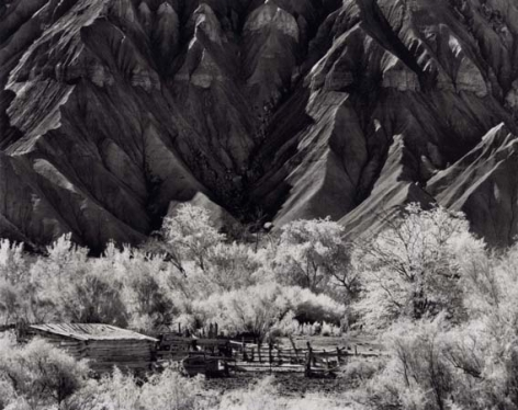 Bruce Barnbaum Corral and Cainville Buttes, 2001