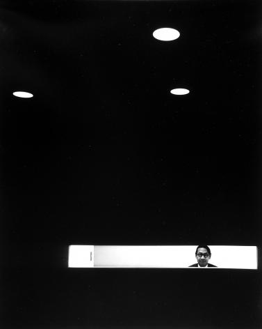 I.M. Pei, 1967, Silver Gelatin Photograph