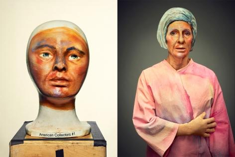 Hockney, American Collectors (Marcia Weisman), 2016, Archival Pigment Print